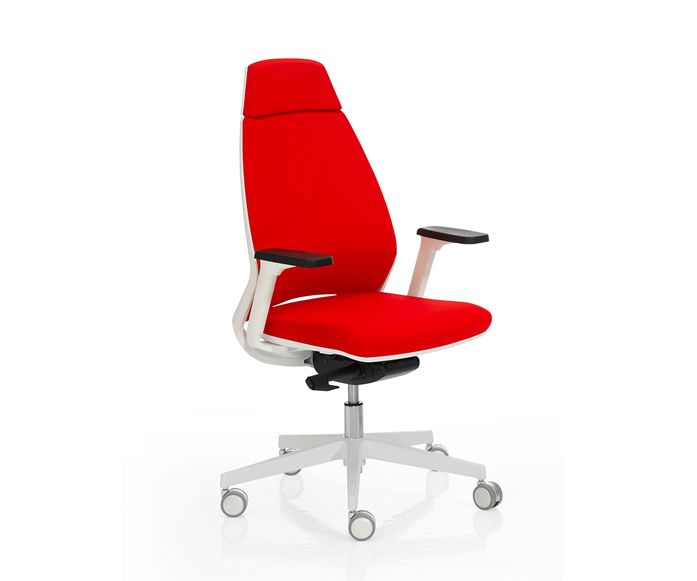 4u /  operative  Chair From Valencia, spain. By Dile.  No two workspaces are equal.
