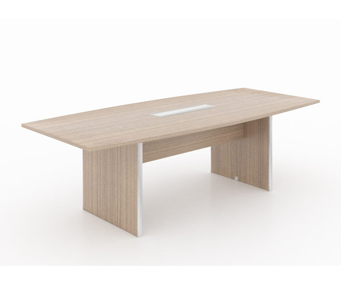 """Potenza Deluxe Conference table 8' Feet (for 6 People) - Size: 96'' L x 36''/ 42"""" W x 29"""" HList Price: $ 1,100 