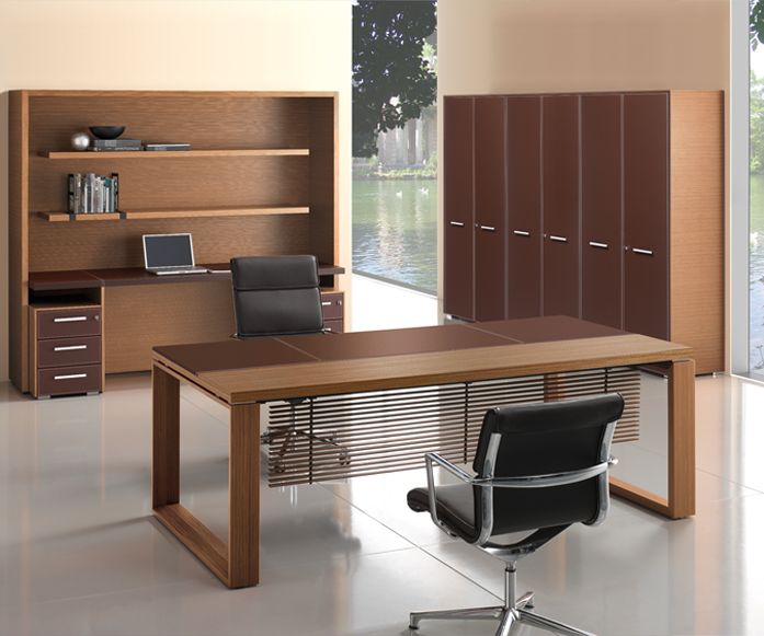 Arche Collection/Elegance that convey your identity. - Your smart Italian office. Design Perin & Topan Starting at: $ 5,179