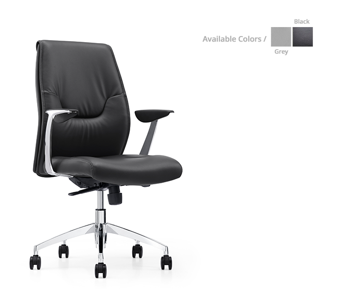 New York Mid-Back/ Executive Conference Chair - List Price: 579 | Special price: $ 289 *(No Tax Included)
