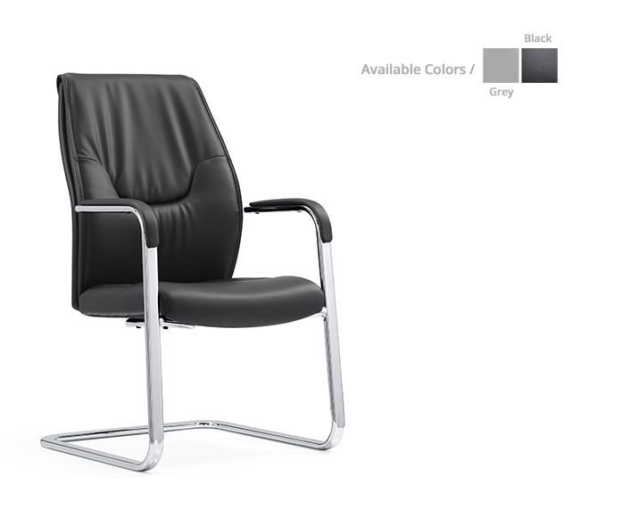New York Mid-Back/ executive guest chair - List Price: 329 | Special price: $ 199 *(No Tax Included)