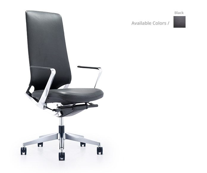 Amsterdam High Back/ Executive Chair - List Price: 599 | Special price: $ 349 *(No Tax Included)