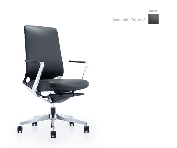 Amsterdam Mid-Back/ Executive Conference Chair - List Price: 589 | Special price: $ 339 *(No Tax Included)