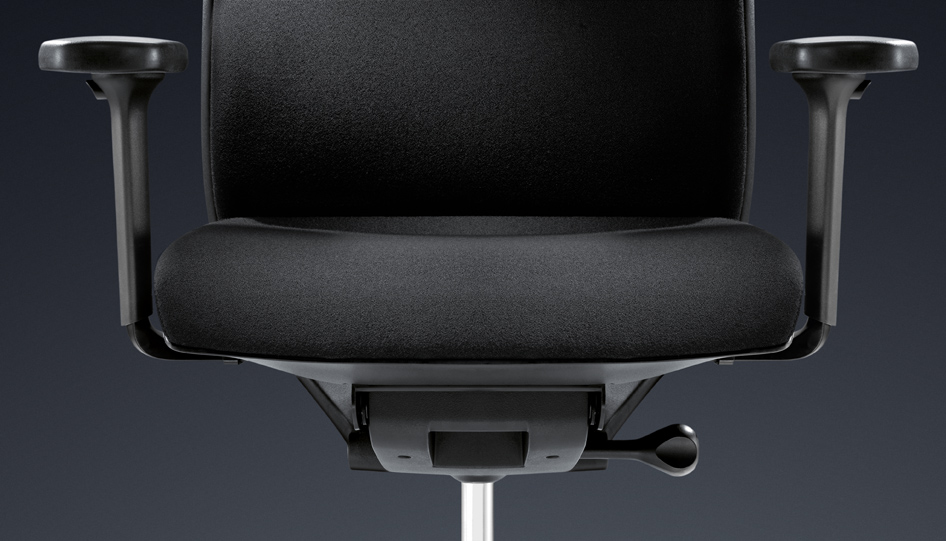 The office chair Batman. - Let our HERO Series save your work day.