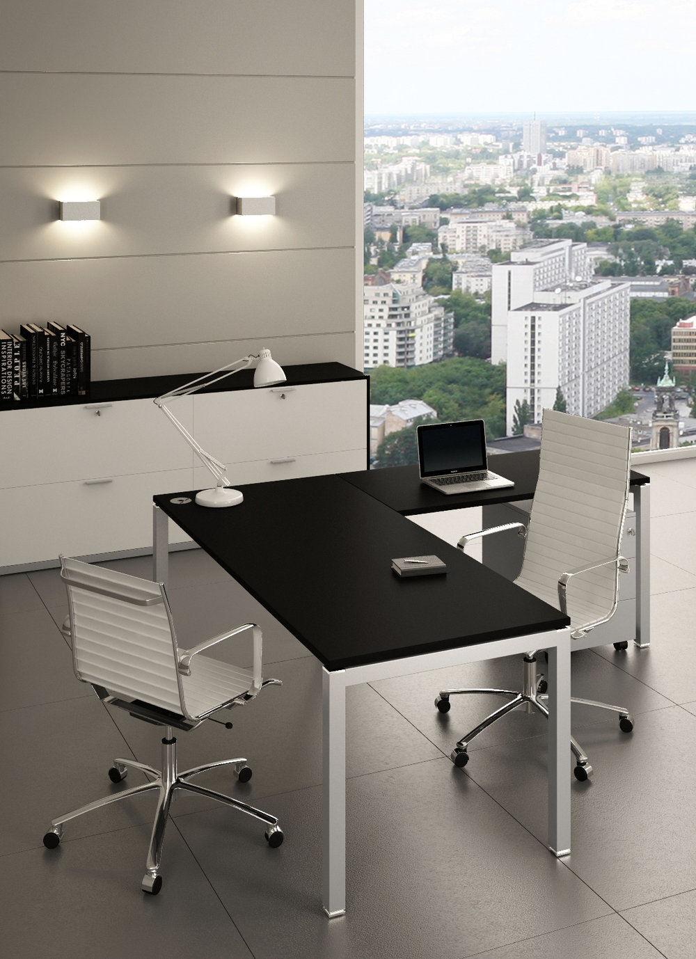 Italy for less. - Gate is our best priced Italian line. It offers an array of linear extendible islands and workstations that can be joined together to create efficient, practical and contemporary offices so you can come together when you need to.Starting at $999.