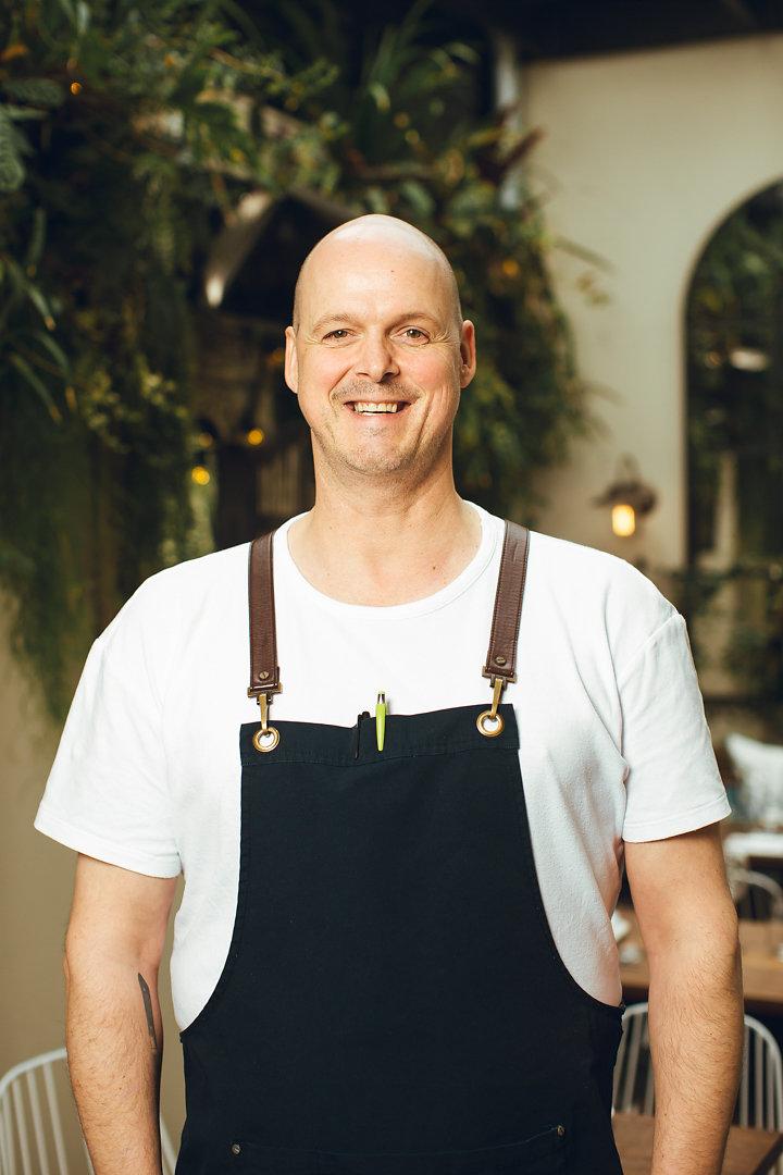 John Frid - Executive Chef
