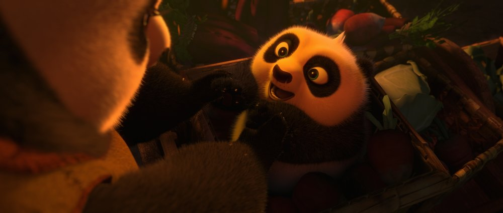 kung fu panda 2 ruhi sinha