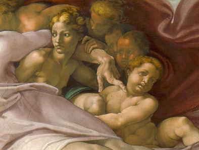 Photo from http://www.italianrenaissance.org/michelangelo-creation-of-adam/