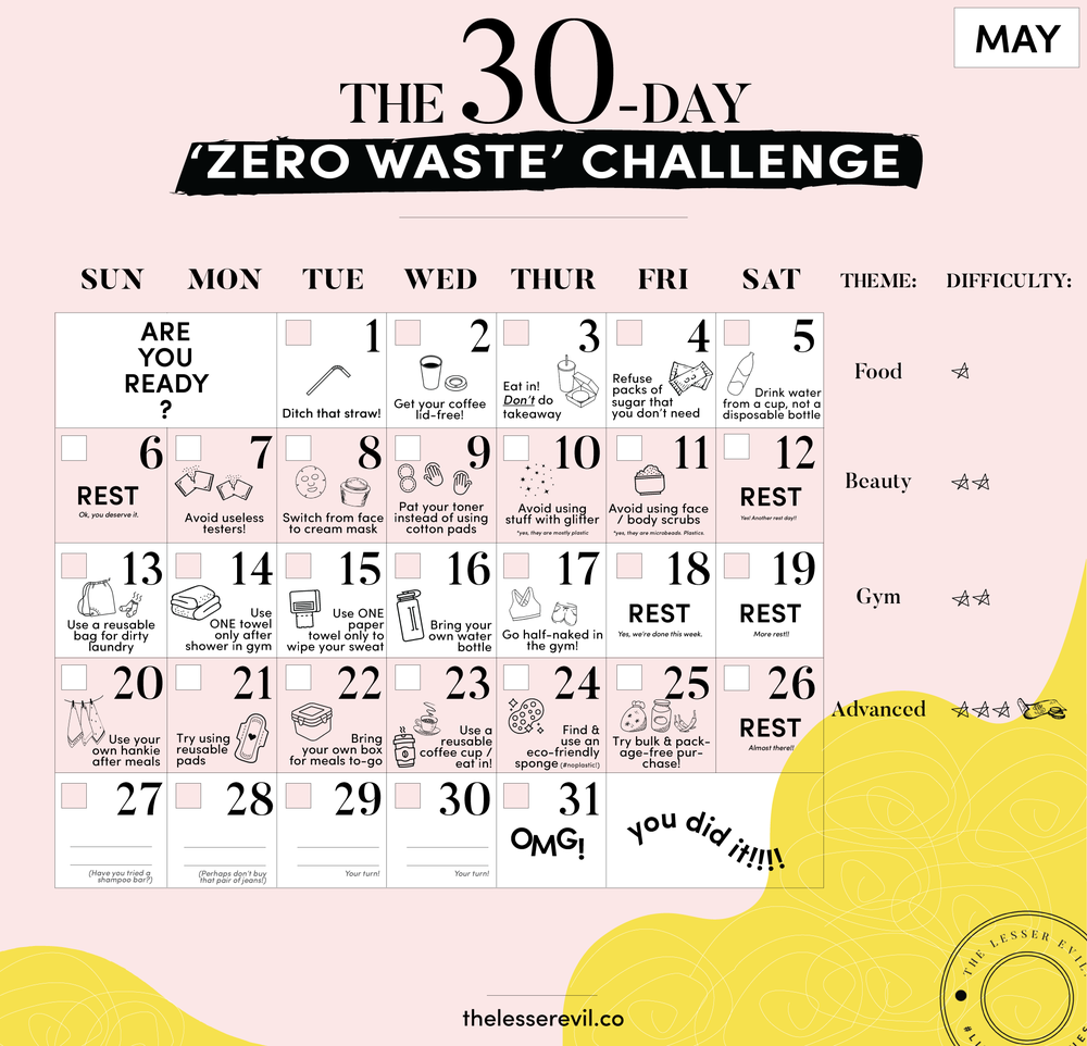 TLE_Lifestyle_30-day-zero-waste-challenge_Month.png
