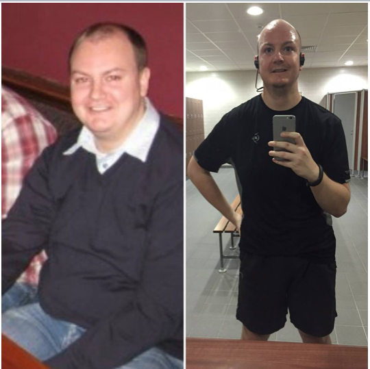 Matt continues to make huge changes in his body, fitness and lifestyle!