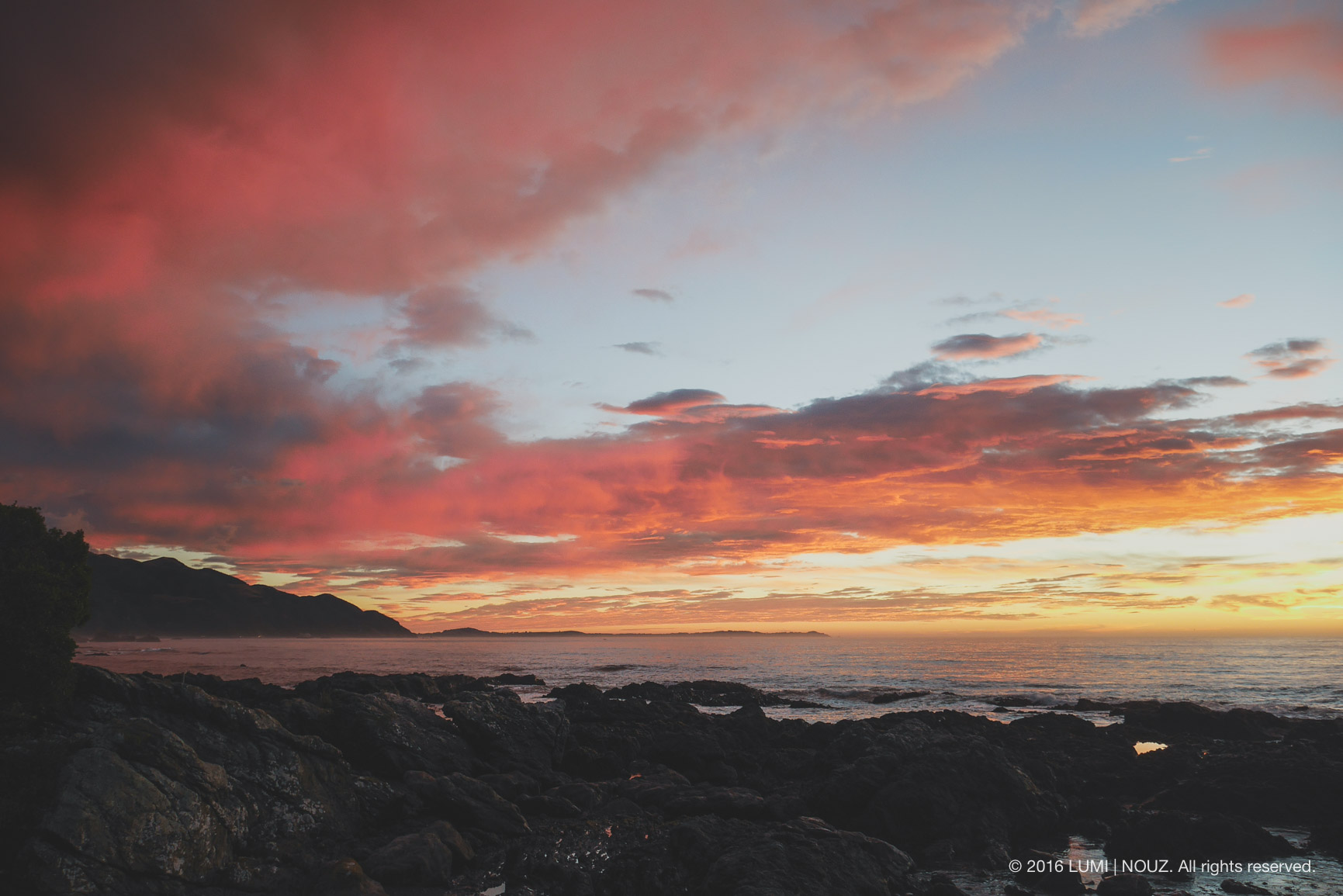 Kaikoura, South Island, New Zealand