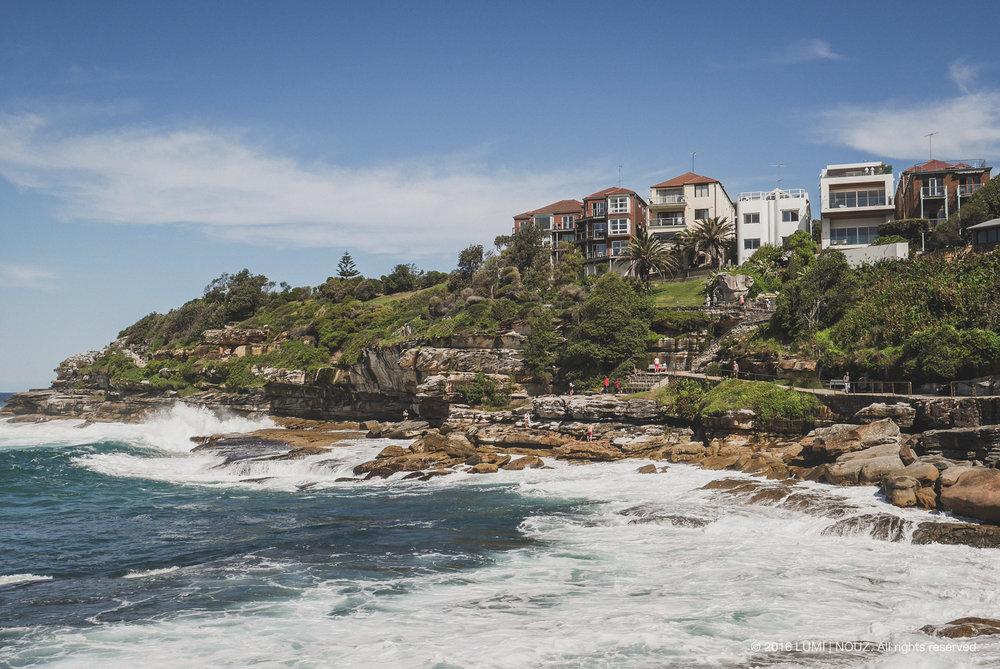 Bondi Beach Coast Walk, Sydney, Australia