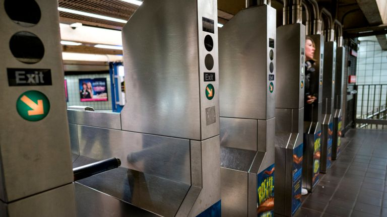 The MTA's fare-evasion policy is under attack by over a dozen advocacy groups.