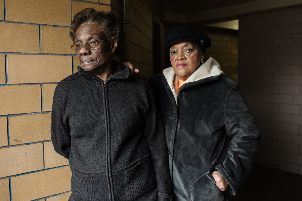 """We were freezing in here. I feel like this was the worst winter ever.""  - Read more about what we are doing for Ruth Britt and the other tenants living in Mott Haven's Patterson Houses."