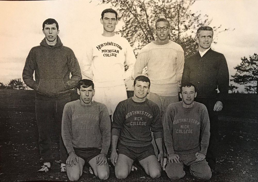 The Traverse City Track Club (1965)