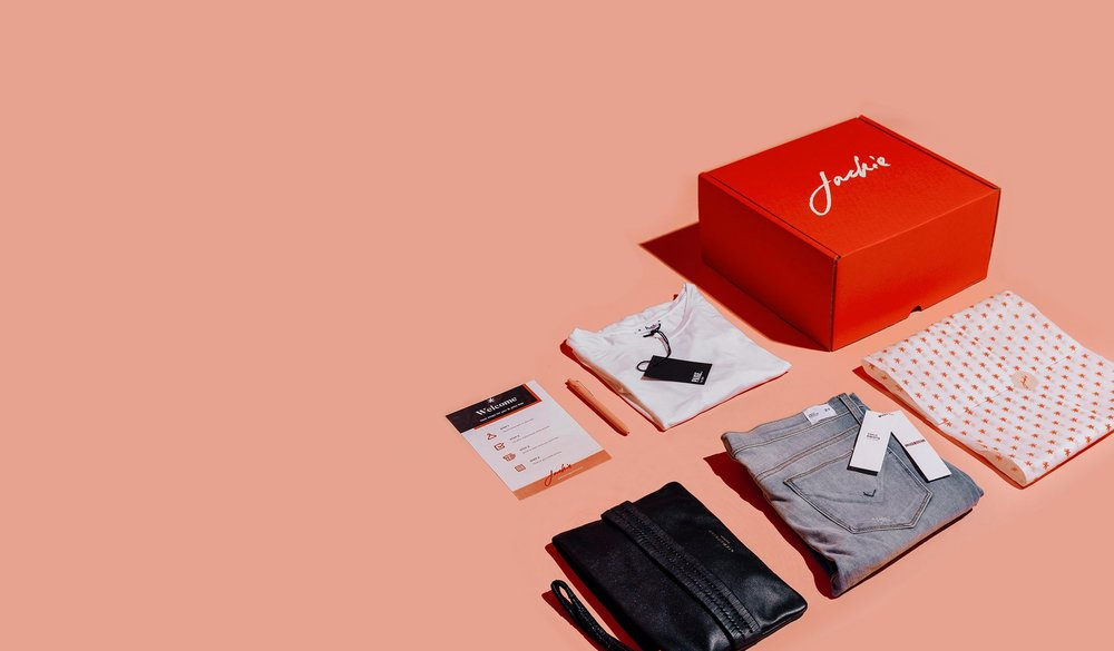 Shop Jackie - BOX SUBSCRIPTION COMPANY