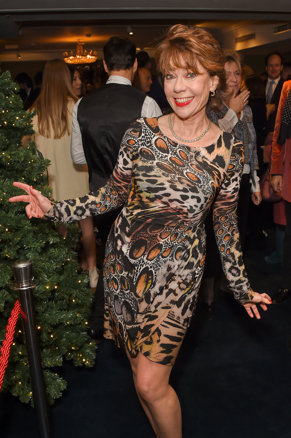 Kathy Lette. Courtesy of Dave Benett.