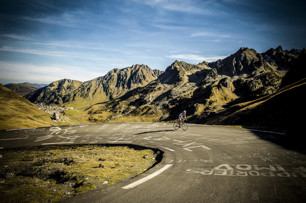 Ride the Tourmalet