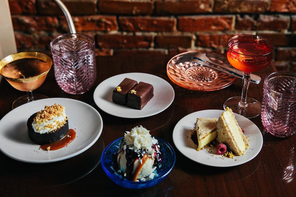 Dessert. -