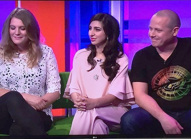 BBC's The One Show