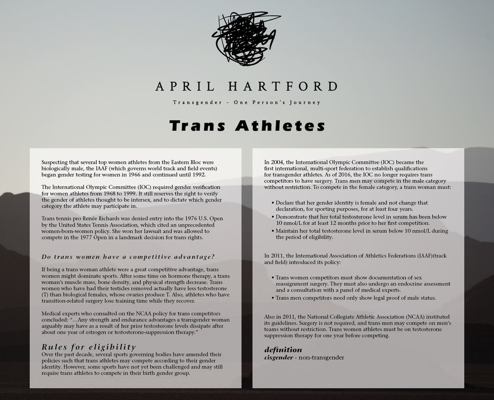 Trans Athletes