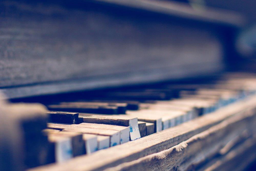 Piano Rebuilding and major repairs