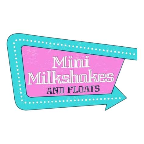 Mini Milkshakes & Floats  - Kris & Jesse  Get 10% off of your late night table!