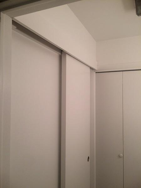 BEFORE - SLIDING & BIFOLD DOORS