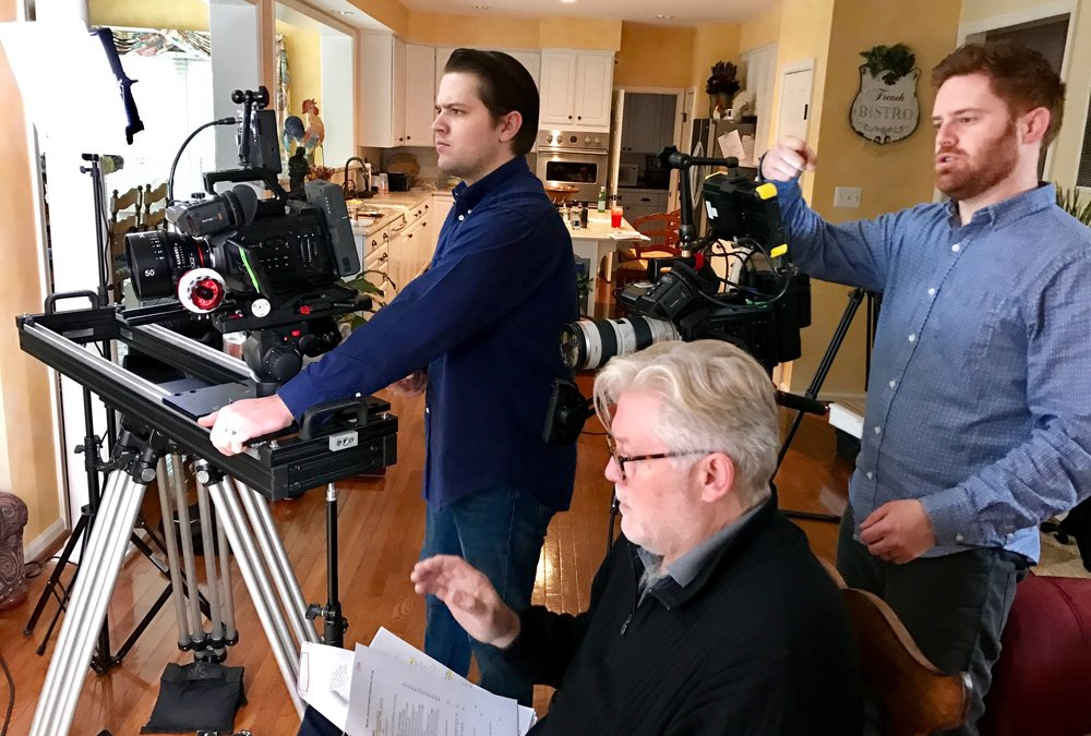 McKay Daines directing True Iran documentary