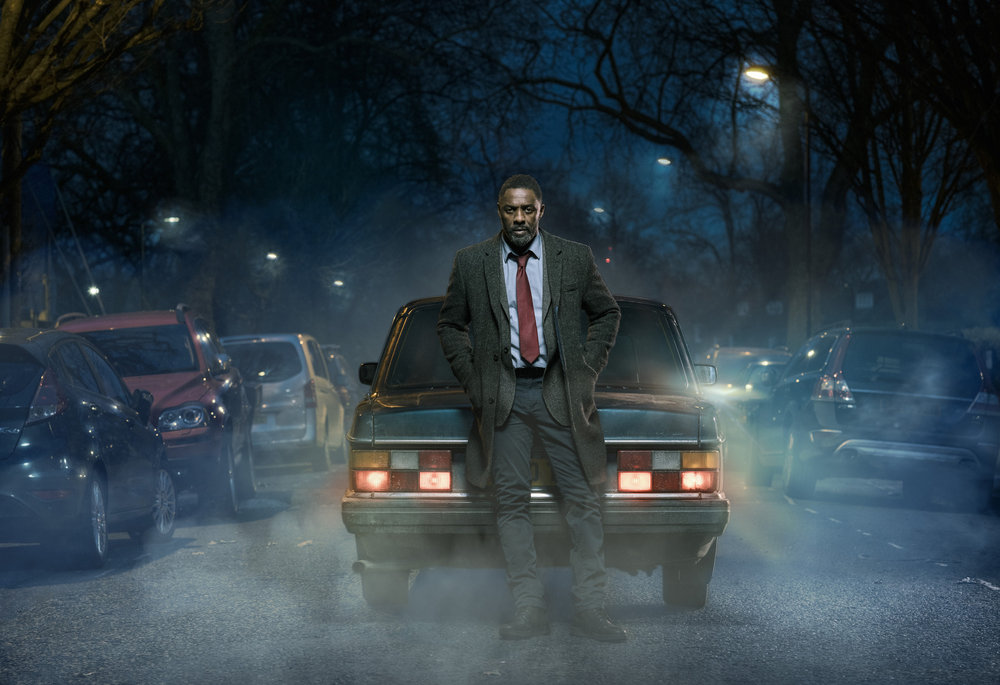 Luther Series 5: Idris & Volvo