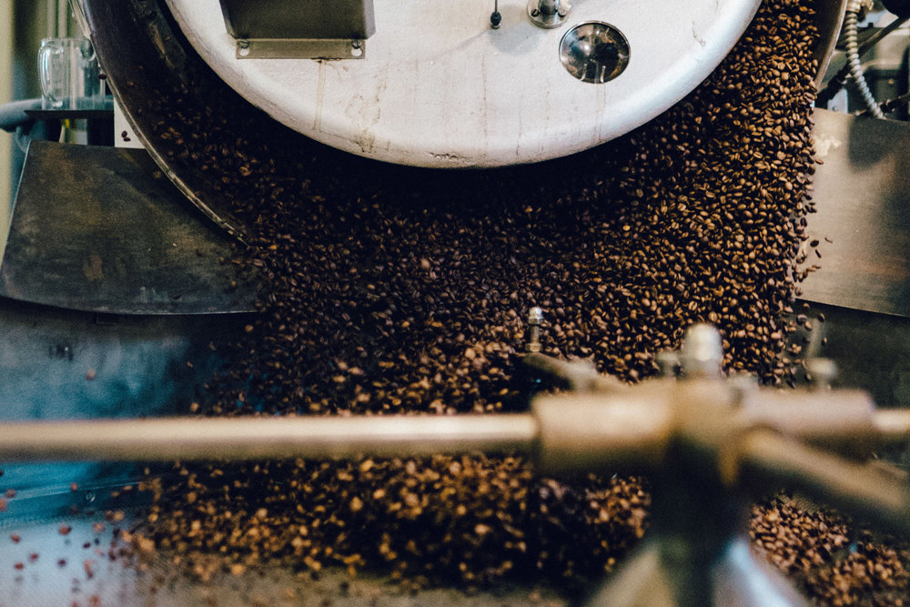 WHAT IS BAKED COFFEE? - For years I've been promoting the idea of a steady decline in the ROR (rate of rise) during roasting. Recently I've heard of some