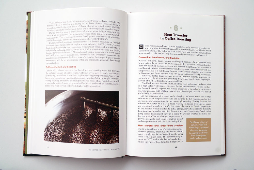 The Coffee Roaster's Companion by Scott Rao Preview