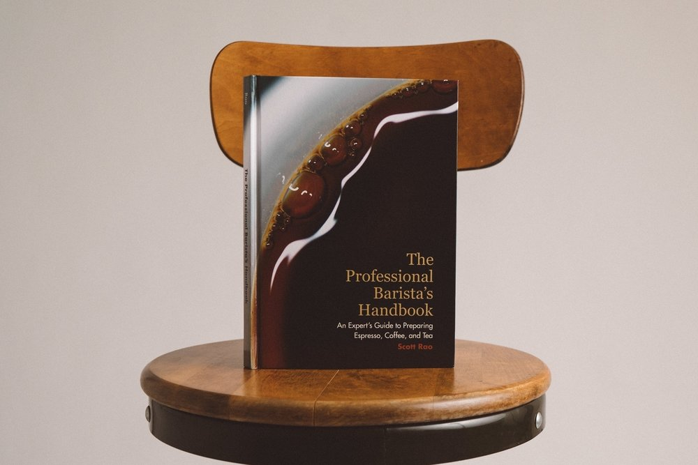 The Professional Barista's Handbook