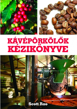The Coffee Roaster's Companion in Hungarian
