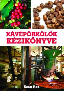 The Coffee Roaster's Companion in Hungarian