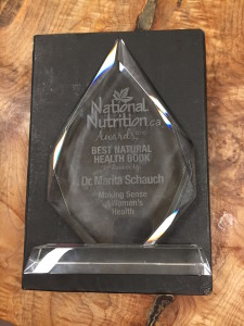 National Nutrition Best Health Book Award