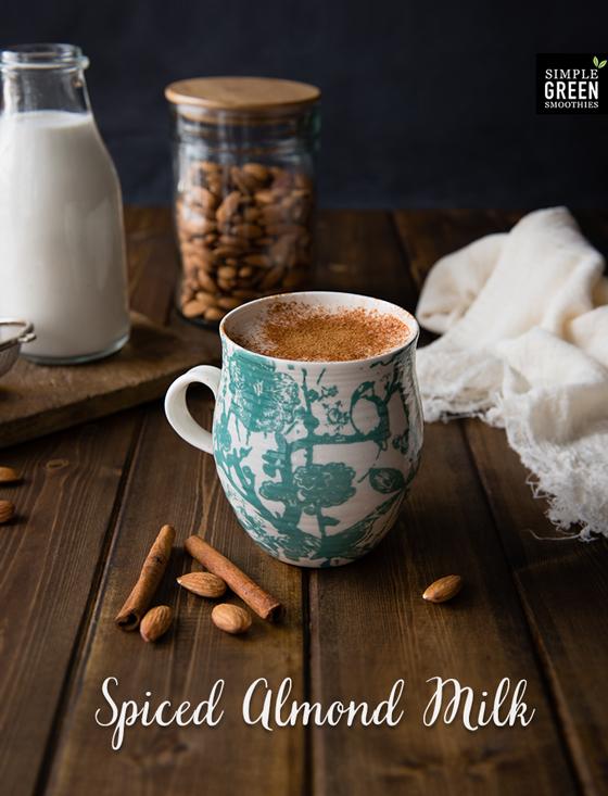 19-Spiced Almond Milk