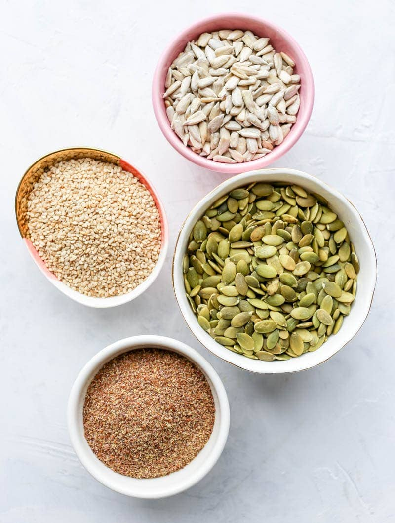 How seed cycling can help balance women's hormones — Dr