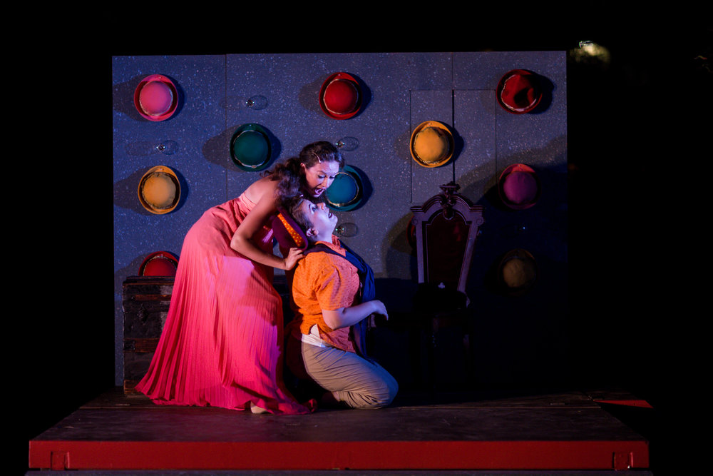 The Taming of the Shrew (Grumio)