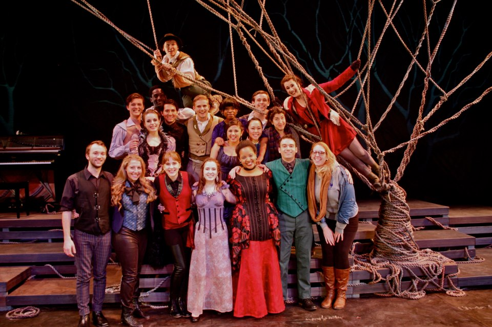the cast of The Winter's Tale (Time)