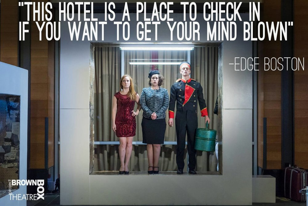 The Hotel Nepenthe (Actor 2)