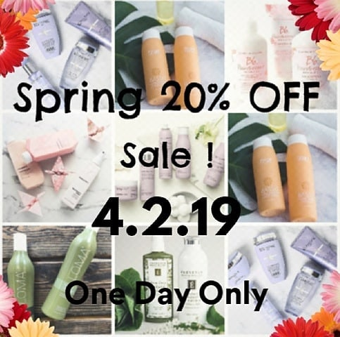 SALE TODAY!  Be sure to stop in today to take advantage of the sale !! We are open 10-7 today.