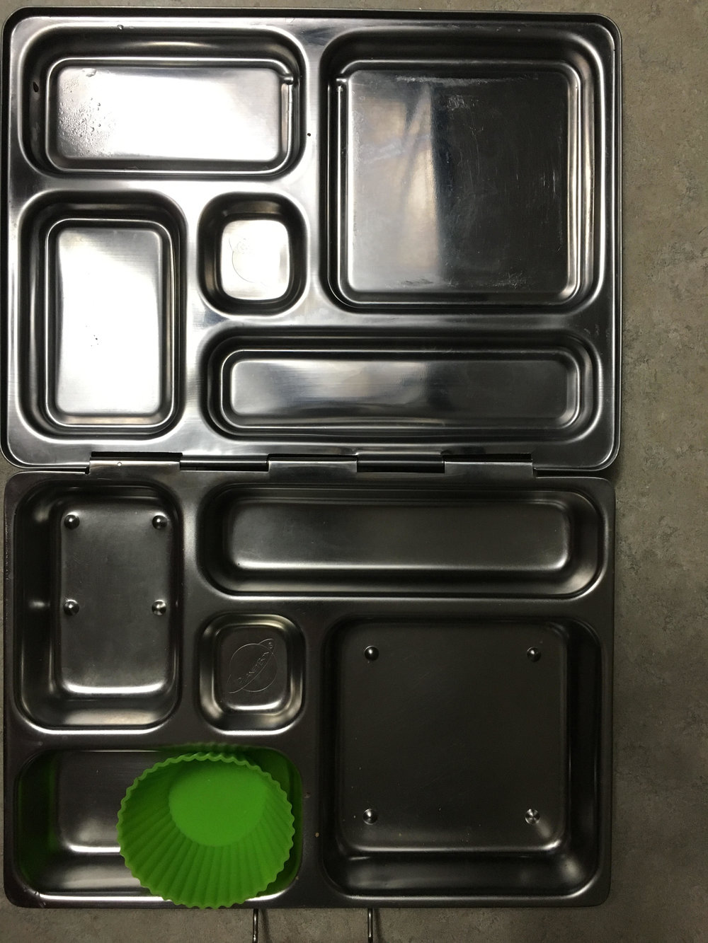 These are our lunch containers.