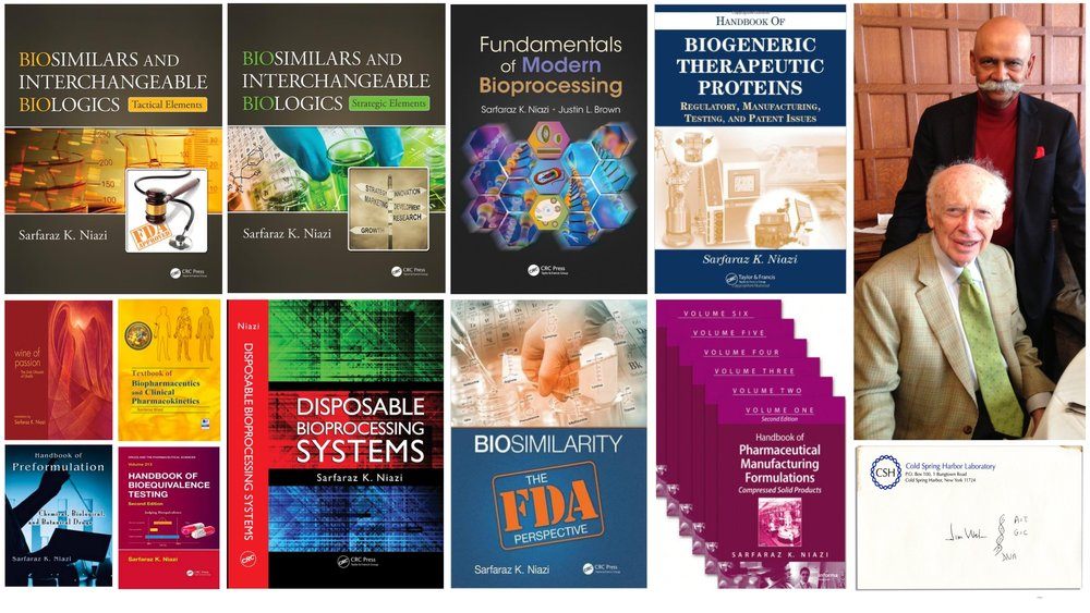 We wrote the book on biosimilars. We took many to market.