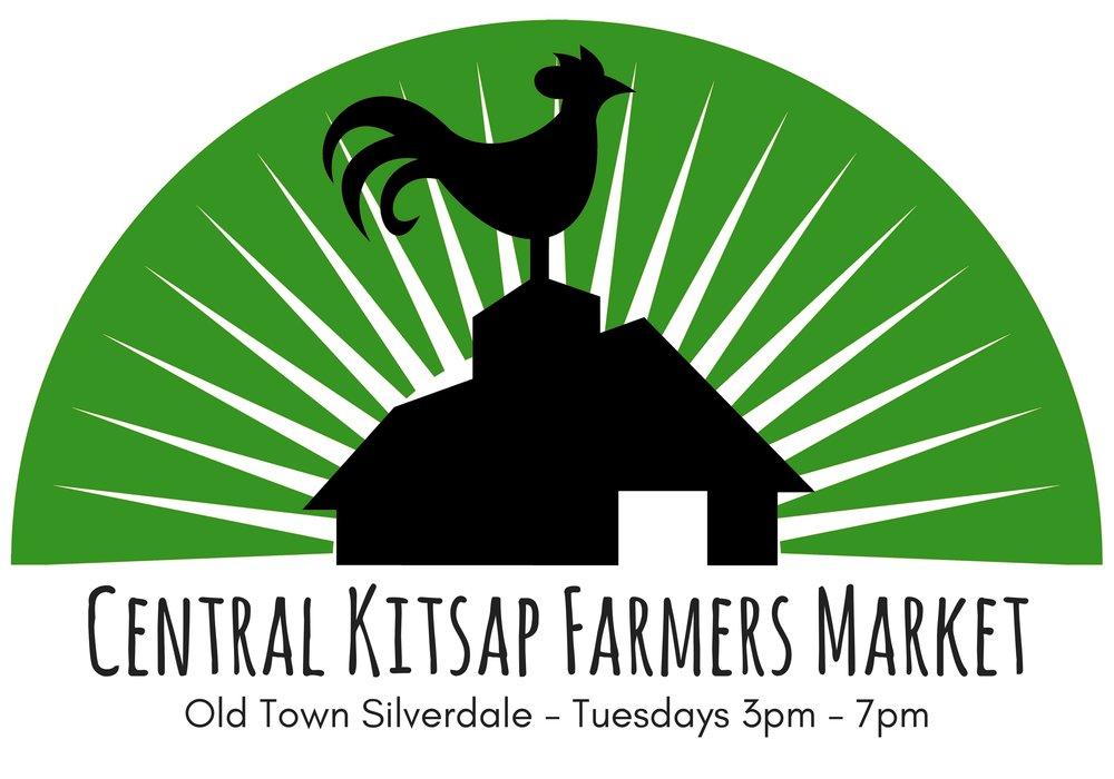 Central Kitsap Farmers Market Logo