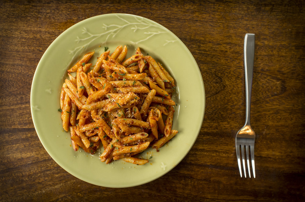 Most Popular Pasta - Penne Alla Vodka