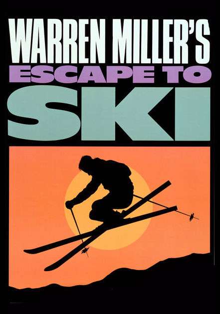 1988 and How the Super Skiers Ski: Steep Leaps & Powder