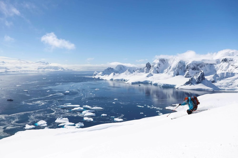 Antarctica 2018