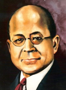 - Elder Watson Diggs (circa 1890-1947)Elder Watson Diggs, born in Christian County, Kentucky, was a graduate of Indiana State Normal (now Indiana State Teachers College) and Indiana University, the birthplace of Kappa Alpha Psi Fraternity. He served as Grand Polemarch for the first six consecutive years of the Fraternity's existence. For this and other outstanding contributions to the Fraternity, he was awarded the Fraternity's first Laurel Wreath in December, 1924. An educator by profession, he taught in the public schools of Indianapolis, Indiana, where he was elevated to a principalship. After his death on November 8, 1947, the name of the school where he taught was changed to the Elder Diggs School in his memory. Upon America's entrance into World War I, Diggs resigned his principalship to enter the Nation's first Officer's Training Camp at Fort Des Moines, Iowa, and was commissioned a lieutenant. After European service with the 368th Infantry, he became a captain in the Reserve Officers Training Corps. Diggs was instrumental in having the Indiana Constitution amendment to permit Negro enlistment in the Indiana National Guard.