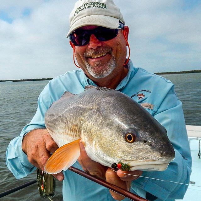 Bye bye Nebraska, hello Port O Connor! Glad to have had a successful hunting season. Ready to get back to fishing 🎣 . . . . . #fishing #fish #fishinglife #wepursuit #redfish #flyfishing #saltwaterfishing #gulfcoast #tarpon #trout #snook #texas #texasfishing #ktdiaries #onthefly #adventure #outdoors